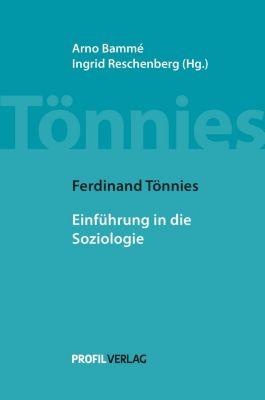Einführung in die Soziologie, Ferdinand Tönnies