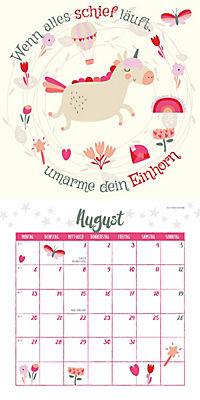 Einhorn Broschurkalender 2018 - Produktdetailbild 8