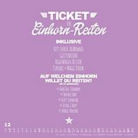 Einhorn-Kalender 2018 - FUNI Sprüche und Typo-Kalender 2018 - Produktdetailbild 12