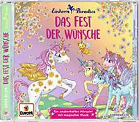 Einhorn-Paradies - Das Fest der Wünsche, 1 Audio-CD - Produktdetailbild 1