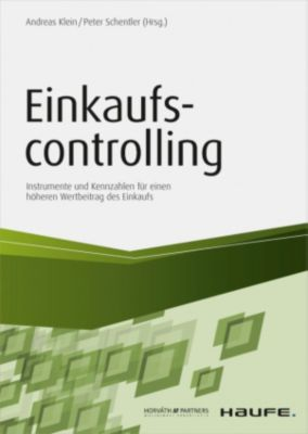 Einkaufscontrolling, Peter Schentler, Andreas Klein
