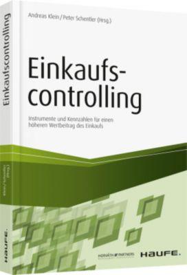 Einkaufscontrolling, Andreas Klein, Peter Schentler