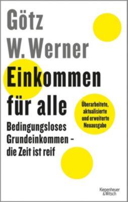 Einkommen für alle, Götz W. Werner, Enrik Lauer