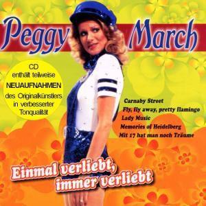 Einmal Verliebt,Immer Verliebt(Enth.Re-Recordings, Peggy March