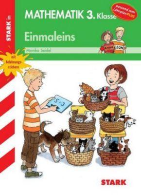 Einmaleins, 3. Klasse - Monika Seidel pdf epub