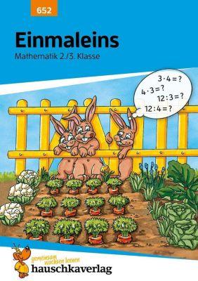 Einmaleins, Mathematik 2./3. Klasse - Brigitte Hauschka |