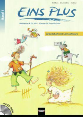 EINS PLUS: .1 Arbeitsheft mit CD-ROM, David Wohlhart, Michael Scharnreitner, Elisa Kleissner