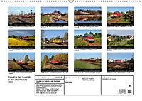 Einsätze der Ludmilla in der Oberlausitz 2019 (Wandkalender 2019 DIN A2 quer) - Produktdetailbild 13