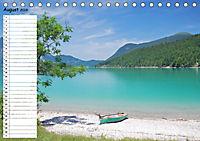 Einsame Natur - Terminkalender (Tischkalender 2019 DIN A5 quer) - Produktdetailbild 8