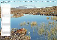 Einsame Natur - Terminkalender (Tischkalender 2019 DIN A5 quer) - Produktdetailbild 2