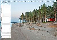 Einsame Natur - Terminkalender (Tischkalender 2019 DIN A5 quer) - Produktdetailbild 11