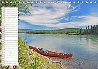 Einsame Natur - Terminkalender (Tischkalender 2019 DIN A5 quer) - Produktdetailbild 6