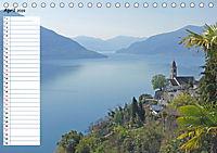 Einsame Natur - Terminkalender (Tischkalender 2019 DIN A5 quer) - Produktdetailbild 4