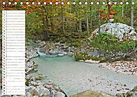 Einsame Natur - Terminkalender (Tischkalender 2019 DIN A5 quer) - Produktdetailbild 10