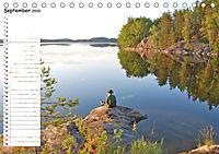 Einsame Natur - Terminkalender (Tischkalender 2019 DIN A5 quer) - Produktdetailbild 9