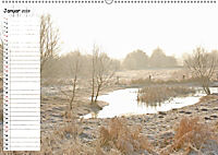 Einsame Natur - Terminkalender (Wandkalender 2019 DIN A2 quer) - Produktdetailbild 1