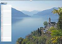 Einsame Natur - Terminkalender (Wandkalender 2019 DIN A2 quer) - Produktdetailbild 4