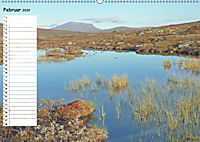 Einsame Natur - Terminkalender (Wandkalender 2019 DIN A2 quer) - Produktdetailbild 2
