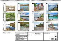 Einsame Natur - Terminkalender (Wandkalender 2019 DIN A2 quer) - Produktdetailbild 13