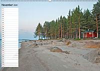 Einsame Natur - Terminkalender (Wandkalender 2019 DIN A2 quer) - Produktdetailbild 11