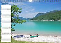 Einsame Natur - Terminkalender (Wandkalender 2019 DIN A4 quer) - Produktdetailbild 8