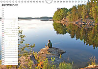 Einsame Natur - Terminkalender (Wandkalender 2019 DIN A4 quer) - Produktdetailbild 9