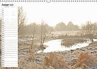 Einsame Natur - Terminkalender (Wandkalender 2019 DIN A3 quer) - Produktdetailbild 1