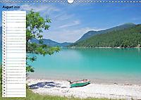 Einsame Natur - Terminkalender (Wandkalender 2019 DIN A3 quer) - Produktdetailbild 8