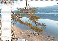 Einsame Natur - Terminkalender (Wandkalender 2019 DIN A3 quer) - Produktdetailbild 12