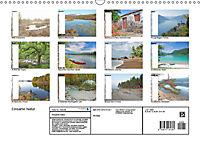 Einsame Natur - Terminkalender (Wandkalender 2019 DIN A3 quer) - Produktdetailbild 13