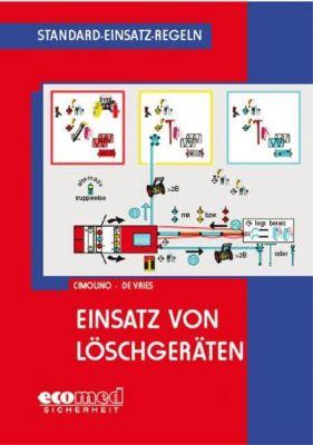 Einsatz von Löschgeräten, Ulrich Cimolino, Holger de Vries