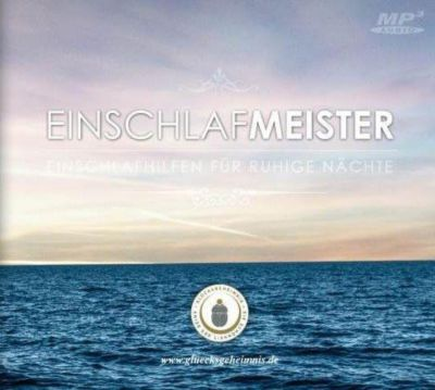 Einschlafmeister, 1 Audio-CD, MP3 Format, Tim Daugs, Angelika Gwarys-Körner