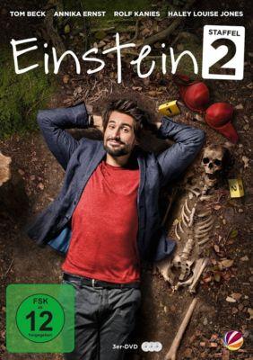Einstein - Staffel 2, Diverse Interpreten