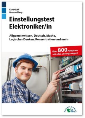 Einstellungstest Elektroniker