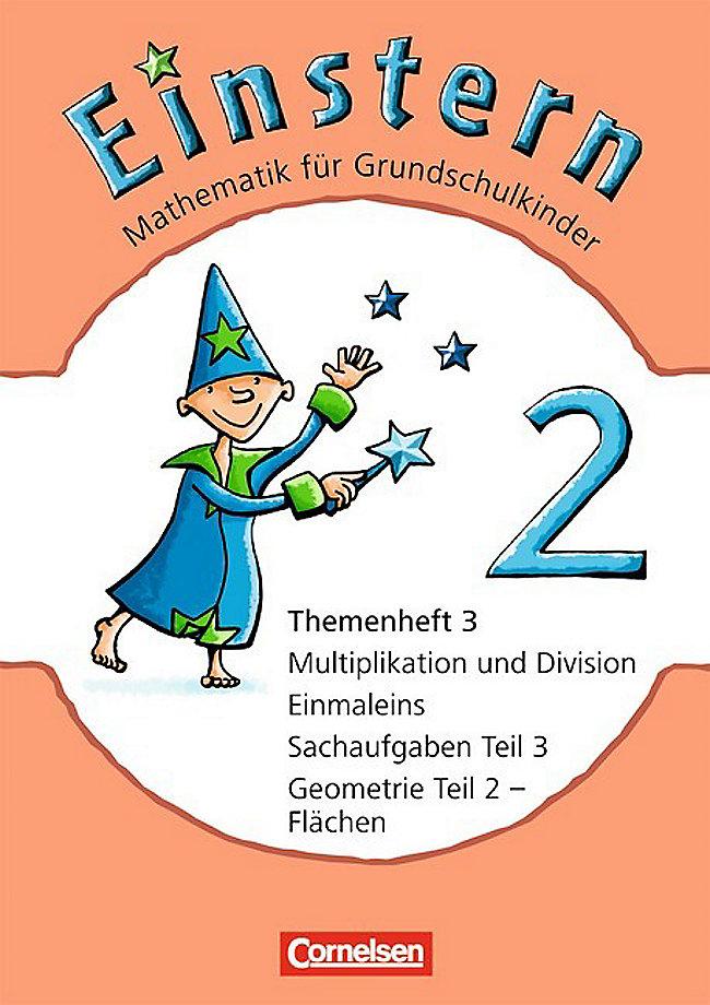 Einstern Ausgabe 2010 Bd2 Multiplikation Und Division Einmaleins