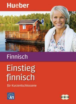 Einstieg finnisch für Kurzentschlossene, Buch u. 2 Audio-CDs - Siegfried Breiter pdf epub