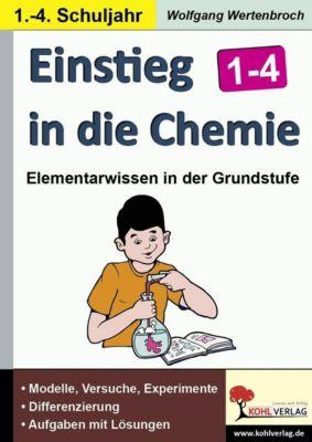 Einstieg in die Chemie in der Grundschule, Wolfgang Wertenbroch