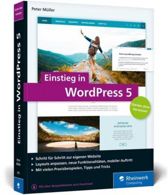 Einstieg in WordPress 5 - Peter Müller pdf epub