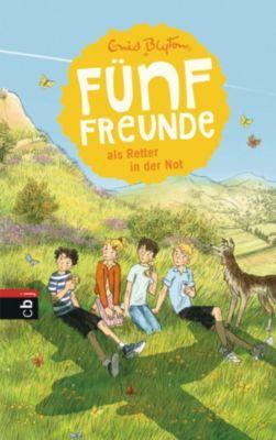 Einzelbände: Fünf Freunde als Retter in der Not, Enid Blyton