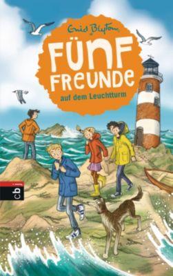 Einzelbände: Fünf Freunde auf dem Leuchtturm, Enid Blyton