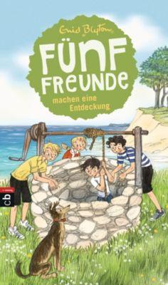 Einzelbände: Fünf Freunde machen eine Entdeckung, Enid Blyton