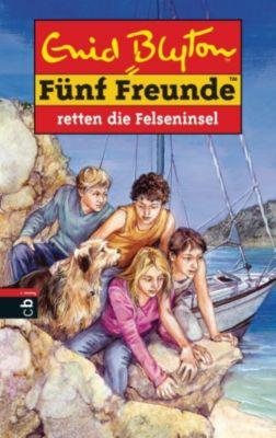 Einzelbände: Fünf Freunde retten die Felseninsel, Enid Blyton