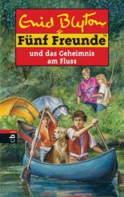 Einzelbände: Fünf Freunde und das Geheimnis am Fluss, Enid Blyton