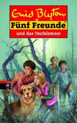 Einzelbände: Fünf Freunde und das Teufelsmoor, Enid Blyton