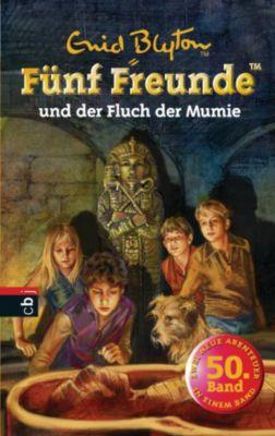 Einzelbände: Fünf Freunde und der Fluch der Mumie, Enid Blyton