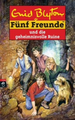 Einzelbände: Fünf Freunde und die geheimnisvolle Ruine, Enid Blyton