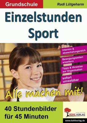 Einzelstunden Sport / Grundschule, Rudi Lütgeharm