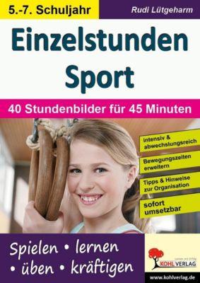 Einzelstunden Sport / Sekundarstufe, Rudi Lütgeharm