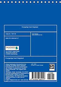 Einzigartige Insel Helgoland (Tischkalender 2019 DIN A5 hoch) - Produktdetailbild 13