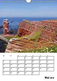 Einzigartige Insel Helgoland (Wandkalender 2019 DIN A4 hoch) - Produktdetailbild 9